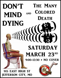 DMD & The Many Colored Death 3 2013